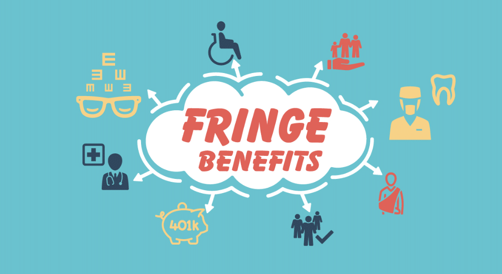 What Are Fringe Benefits?