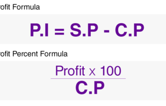 What is What is the formula for percentage profit?  formula for percentage profit? What is the formula for percentage profit?