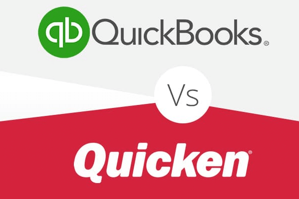 Quicken vs QuickBooks Online