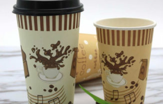 custom printed paper cup boxes